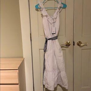 Vineyard Vines White Dress